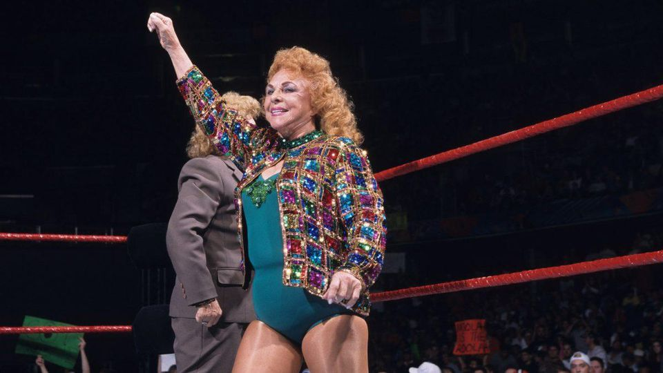 WWE Removes Fabulous Moolah; Renames Match