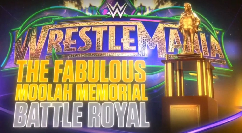 WWE Changes The Name of The Fabulous Moolah Battle Royal, Statement Included
