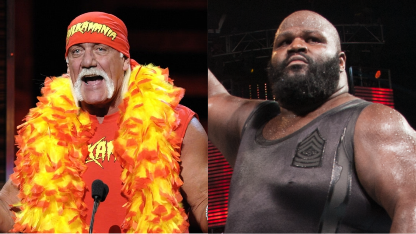 Hulk Hogan says he owes all wrestlers an apology