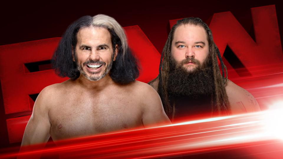 WWE RAW Spoiler Notes For Tonight