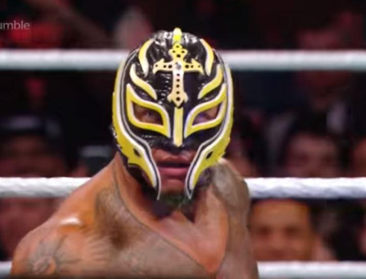 Rey Mysterio Undergoing More Tests On Injured Arm Today