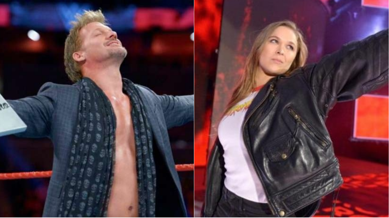 Raw Star Sends A Message To Ronda Rousey Ahead Of Tonight's Show