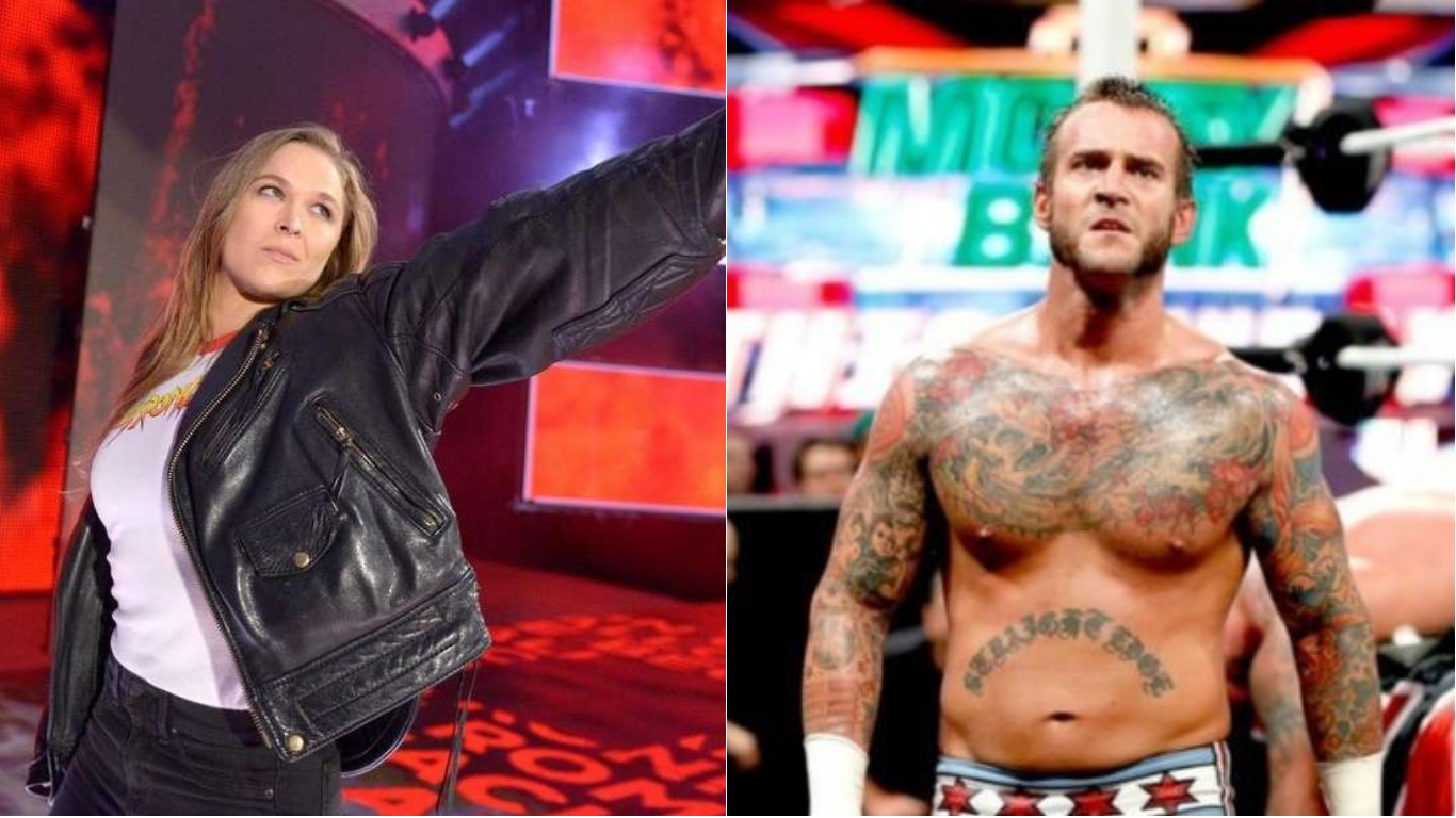 Ronda Rousey Comments On CM Punk Possibly Returning To The WWE