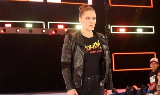 WWE Edits Their Announcement Regarding Ronda Rousey Missing RAW