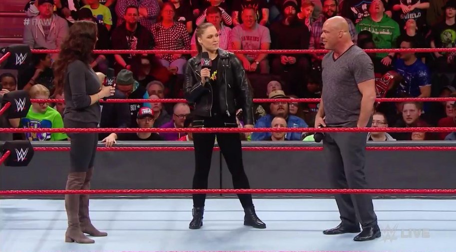 WWE Taking Steps To Make Sure Ronda Rousey Doesn't Get Booed