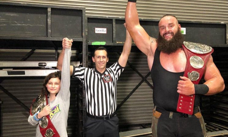 Who Is Braun Strowman's Partner And New RAW Tag-Team Champion Nicholas?