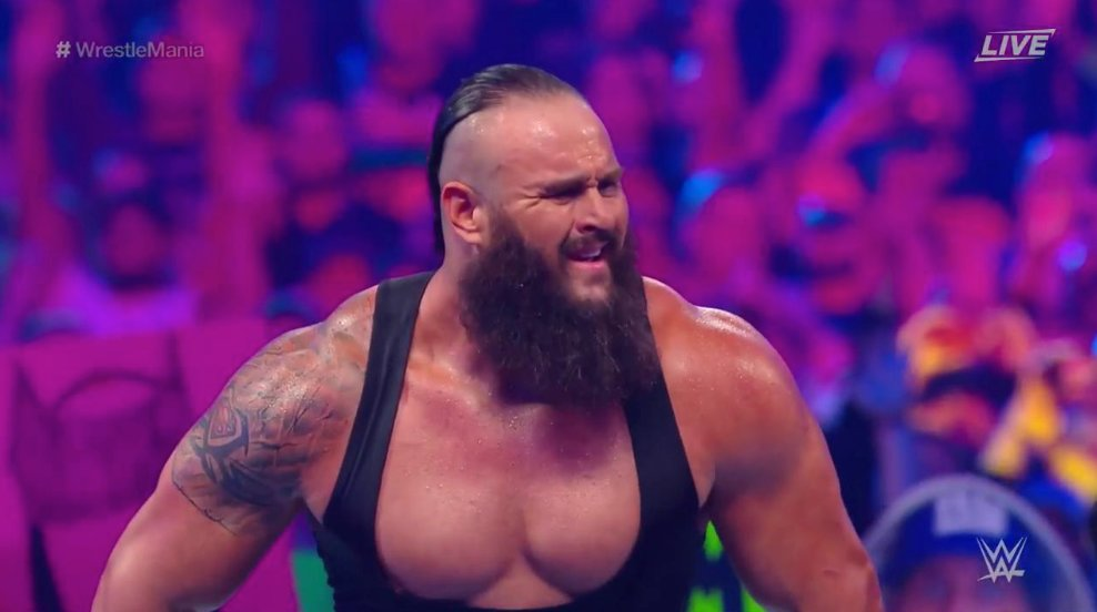 Braun Strowman, Nicholas Relinquish WWE Raw Tag Title Due to Schedule Conflict