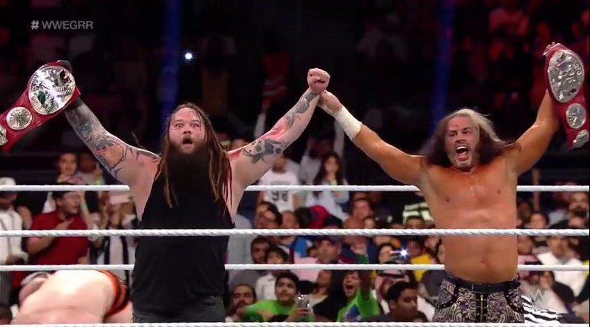 Possible Name for Bray Wyatt and Matt Hardy, WWE Talents Given List of Cultural Miscues In KSA, Shinsuke Nakamura