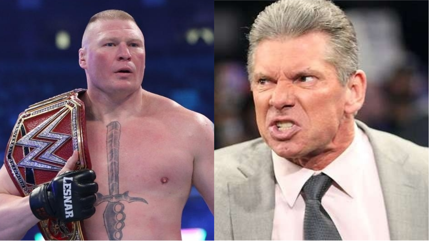 Brock Lesnar signs new WWE deal and Roman Reigns rematch is confirmed