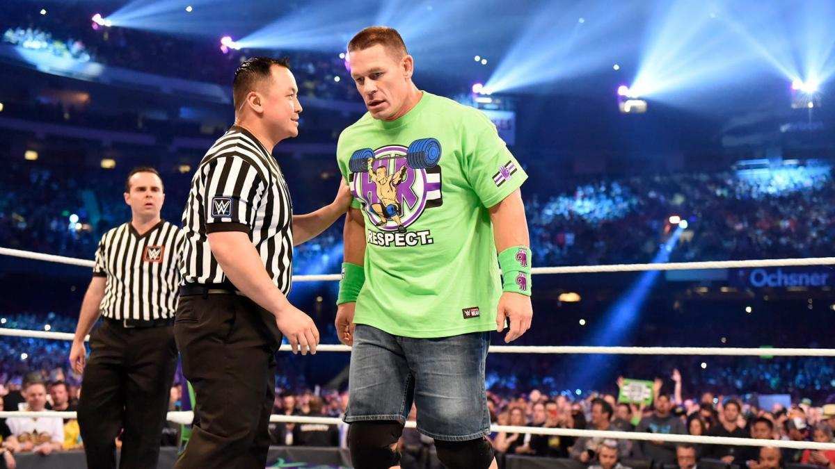Reason Why John Cena vs Undertaker Match Was Short