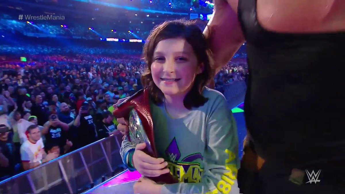 Top Five Hot Takeaways From Wrestlemania 34