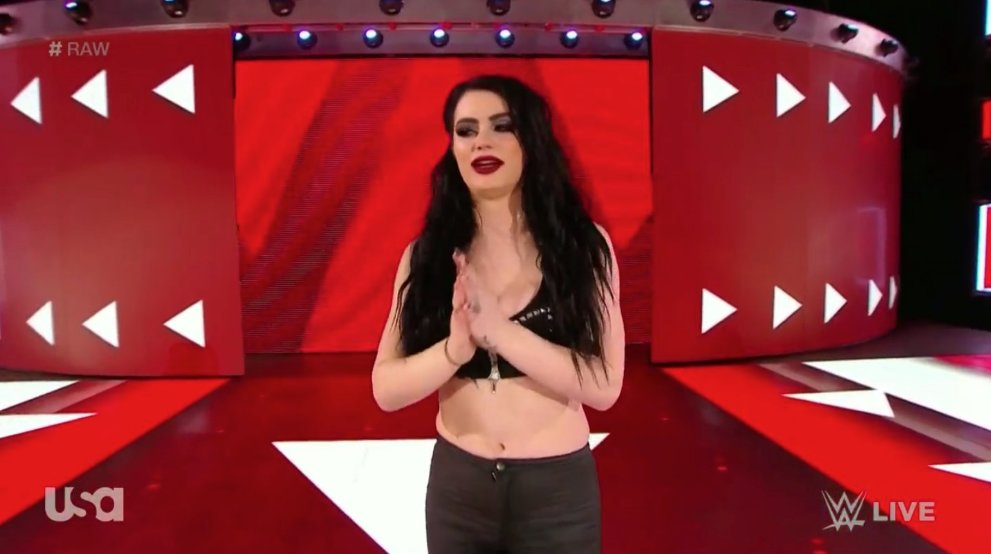 Paige Announced as New Smackdown Live General Manager