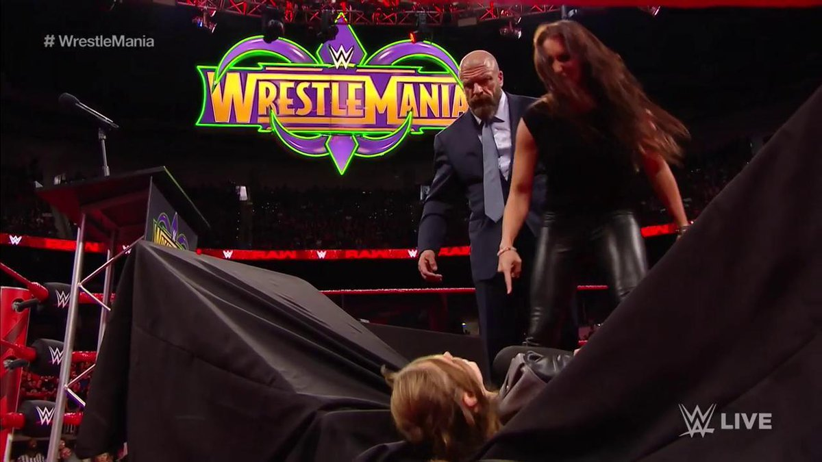 Ronda Rousey's Epic Debut at WWE WrestleMania 34 Ignites Twitter Explosion