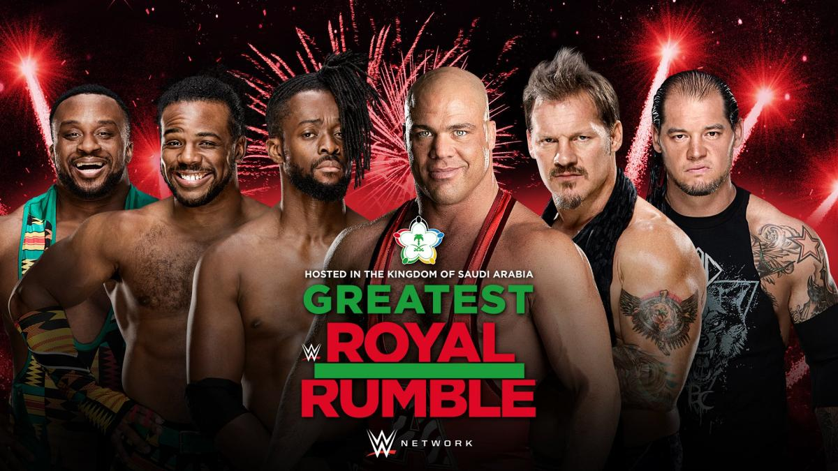 Wrestlers Added To WWE's Greatest Royal Rumble