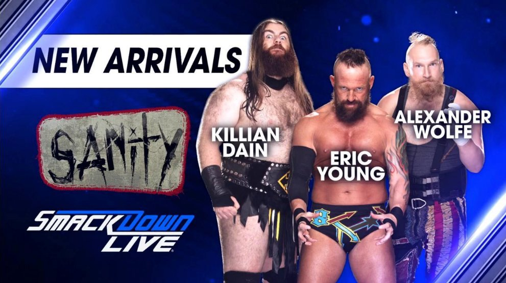 Former NXT Champion Makes His Way To Smackdown LIVE