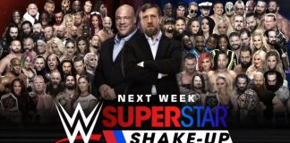 superstar shake up