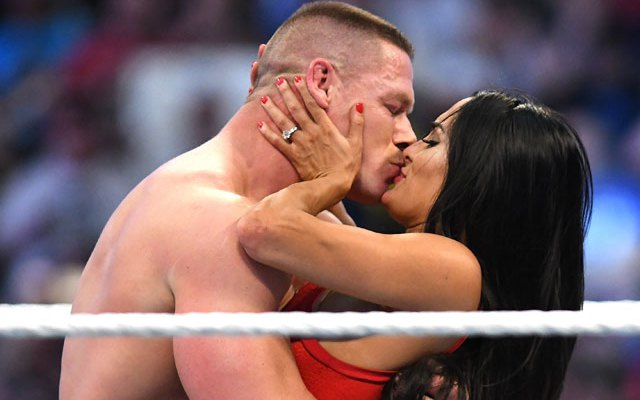 Are John Cena and Nikki Bella back together?