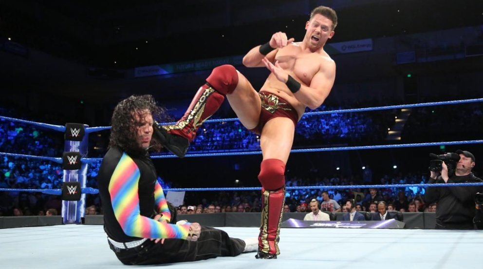 The Miz Sounds Off Making the WWE Title 'Relevant', Top Team Missing NXT Takeover?, Maverick Praises NXT Star