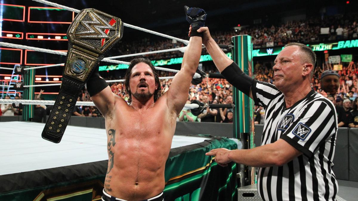 AJ Styles Starting New Feud on SmackDown After Money in the Bank