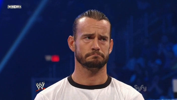 CM Punk rules out a return to Professional Wrestling