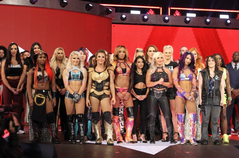 WWE announces first all-female pay-per-view wrestling event