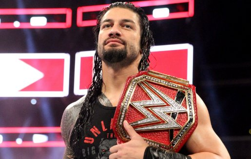 WWE star Roman Reigns reveals leukemia has returned, relinquishes belt