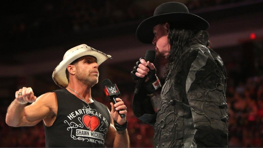 backstage news on return matches being considered for shawn michaels