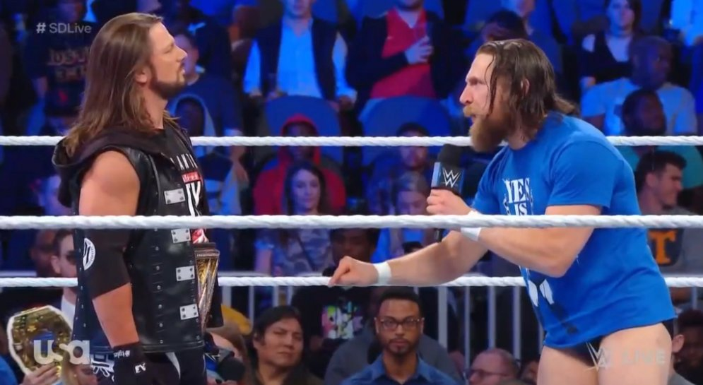 WWE Stars John Cena, Daniel Bryan Not Going To Saudi Arabia Event