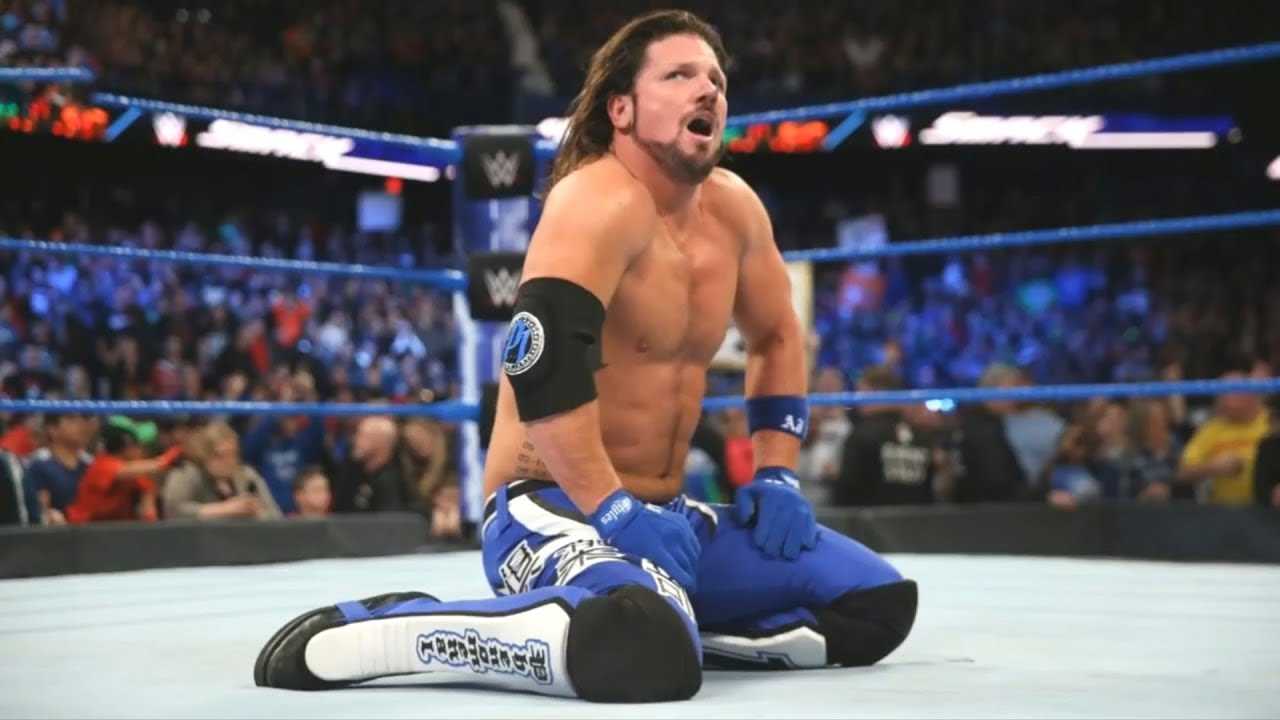 AJ Styles Negotiating New WWE Deal, Backstage News On Why He Dropped The WWE Title
