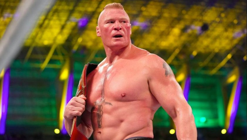 Brock Lesnar signs new multi-show WWE contract
