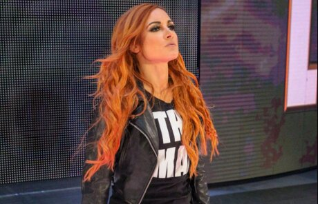 WWE's Becky Lynch Lays Into Road Warrior Animal
