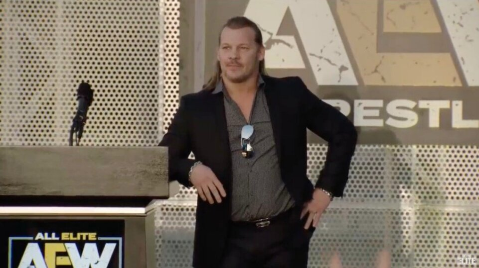 Chris Jericho Wouldn't Have Signed With AEW Without A TV Deal