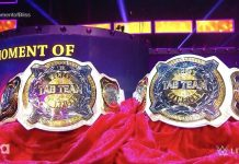 women's tag team titles