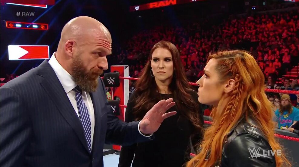Charlotte Flair and Becky Lynch React to Vince McMahon's Announcement