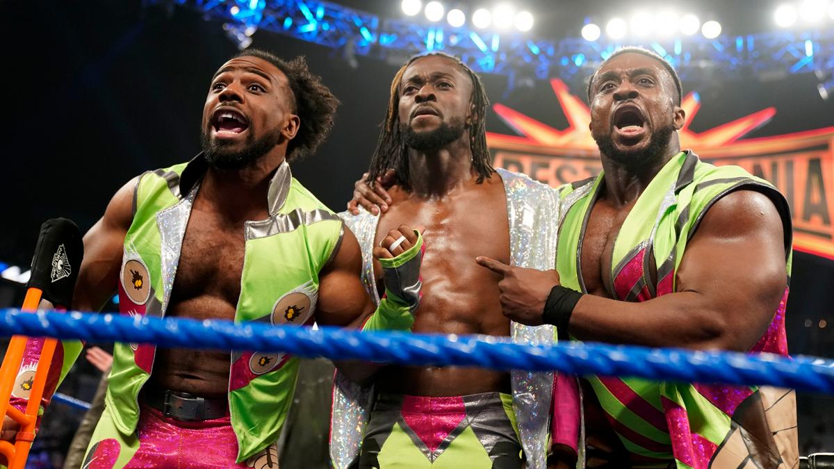 Kofi Kingston Runs The Gauntlet, The Miz Returns, More