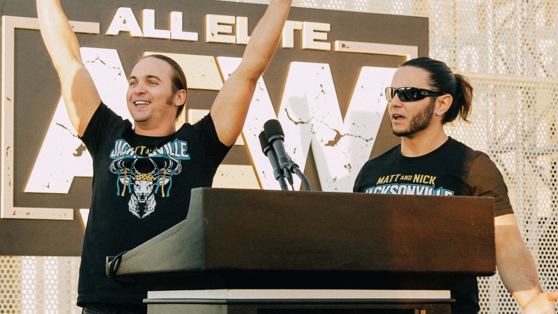 WWE Pitching NXT To Air On USA Network Against AEW