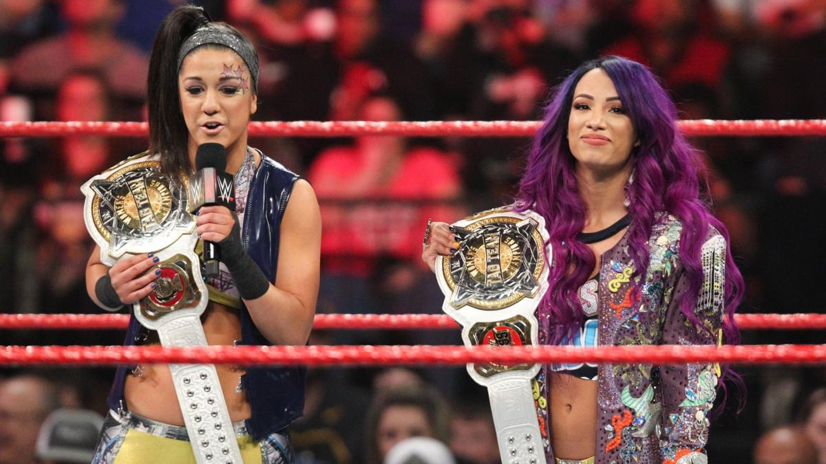 Sasha Banks Reportedly Tried To Quit WWE During WrestleMania Weekend