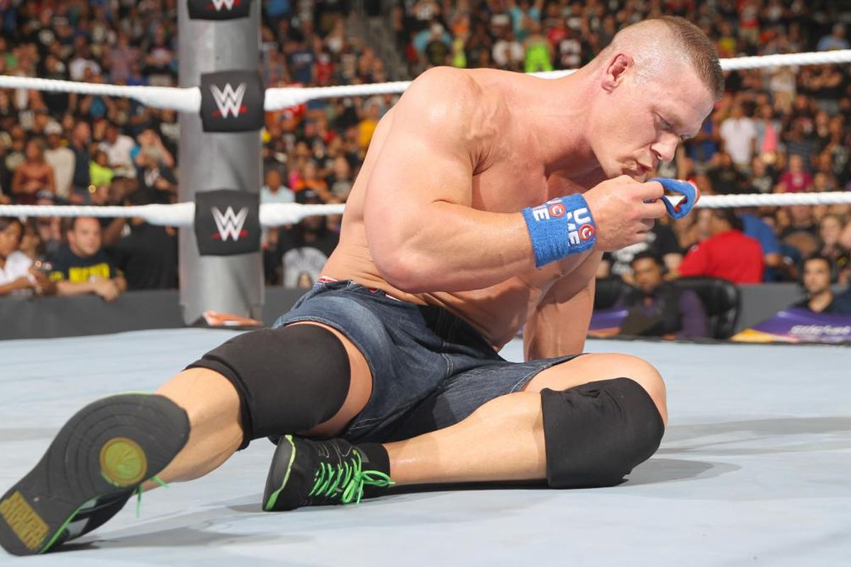 John Cena Says He's Considered His Own Possible In-Ring Retirement