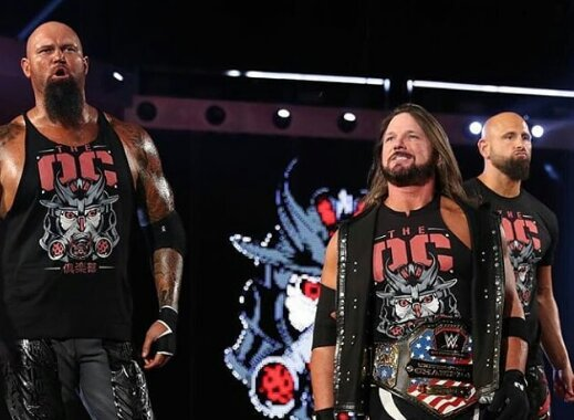 Latest Contract Details For Aj Styles Luke Gallows And - Www