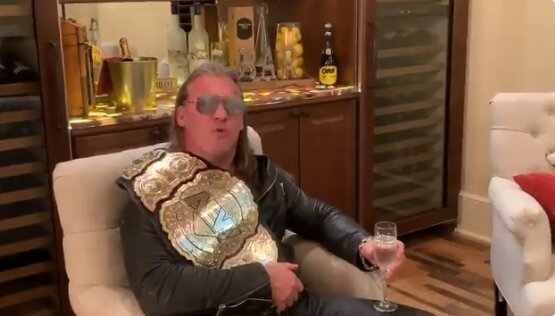Man Who Found AEW World Title Given 200 Reward