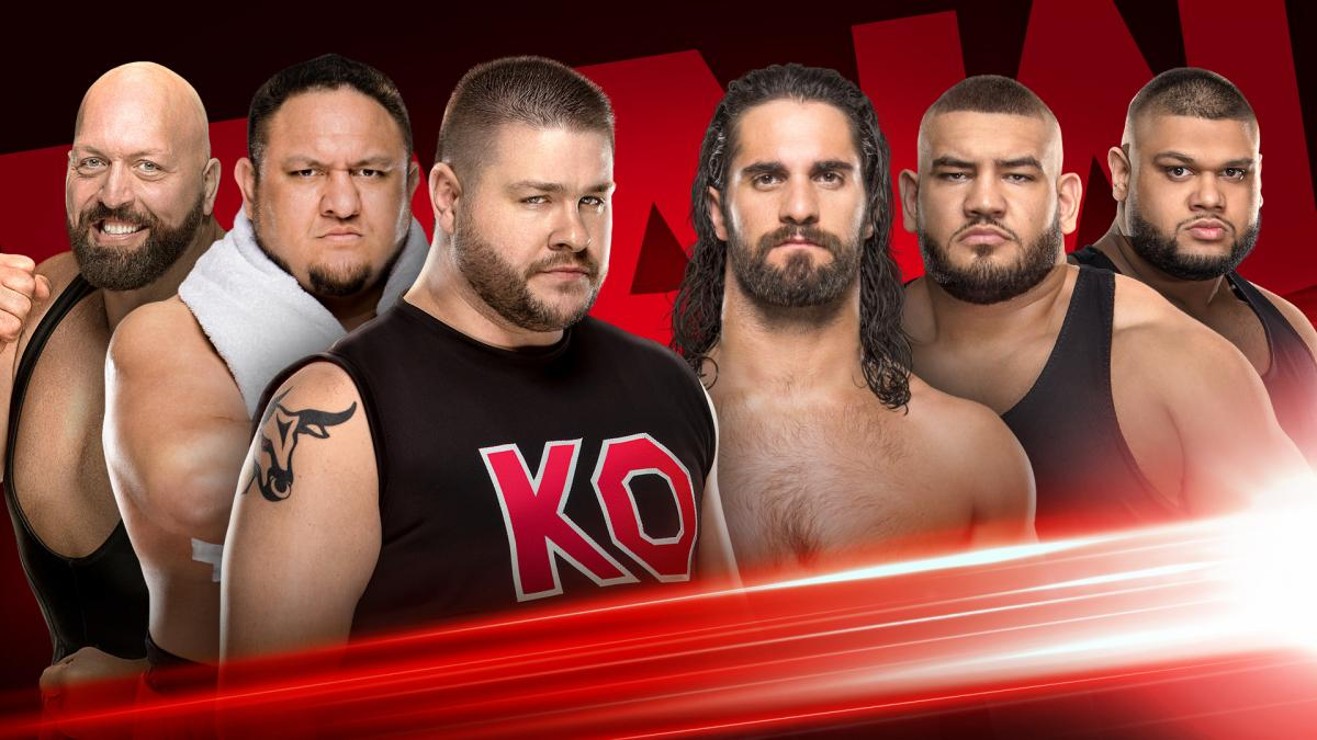 WWE Raw preview: Four matches advertised, Brock Lesnar appearing