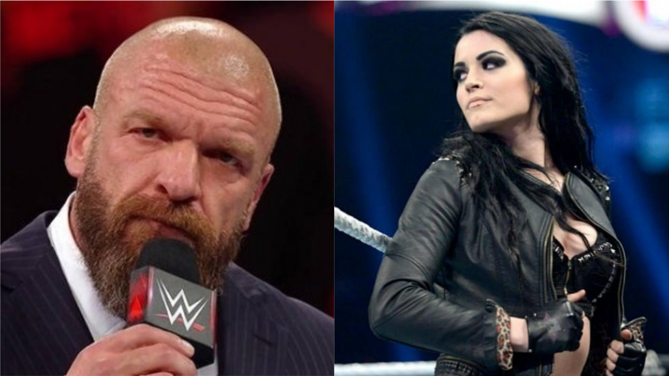Triple H Apologizes to Paige For