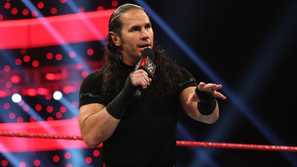 Matt Hardy Reportedly Done With WWE