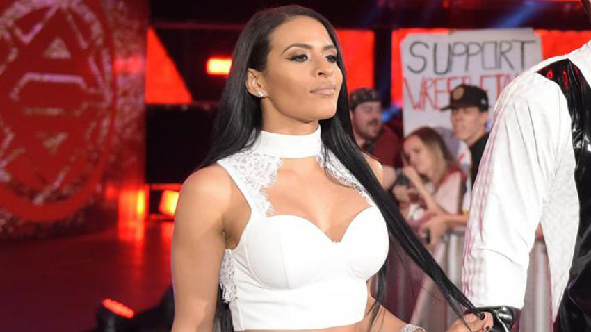 Zelina Vega released by WWE""