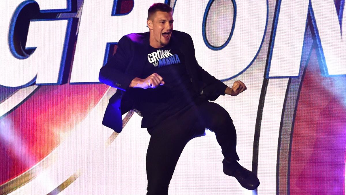 WWE reportedly releases Rob Gronkowski