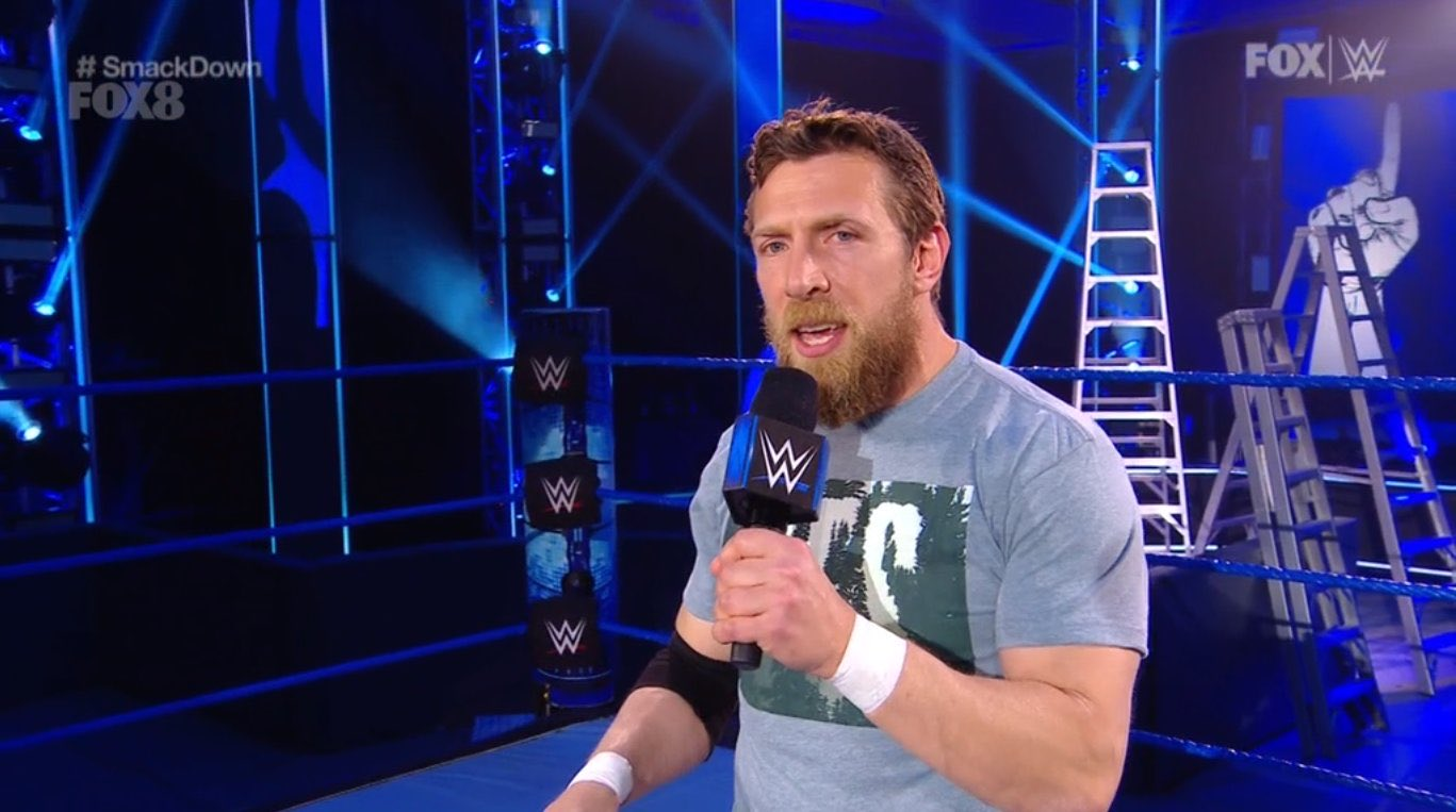 Daniel Bryan's return and contract signing announced for tonight's WWE SmackDown