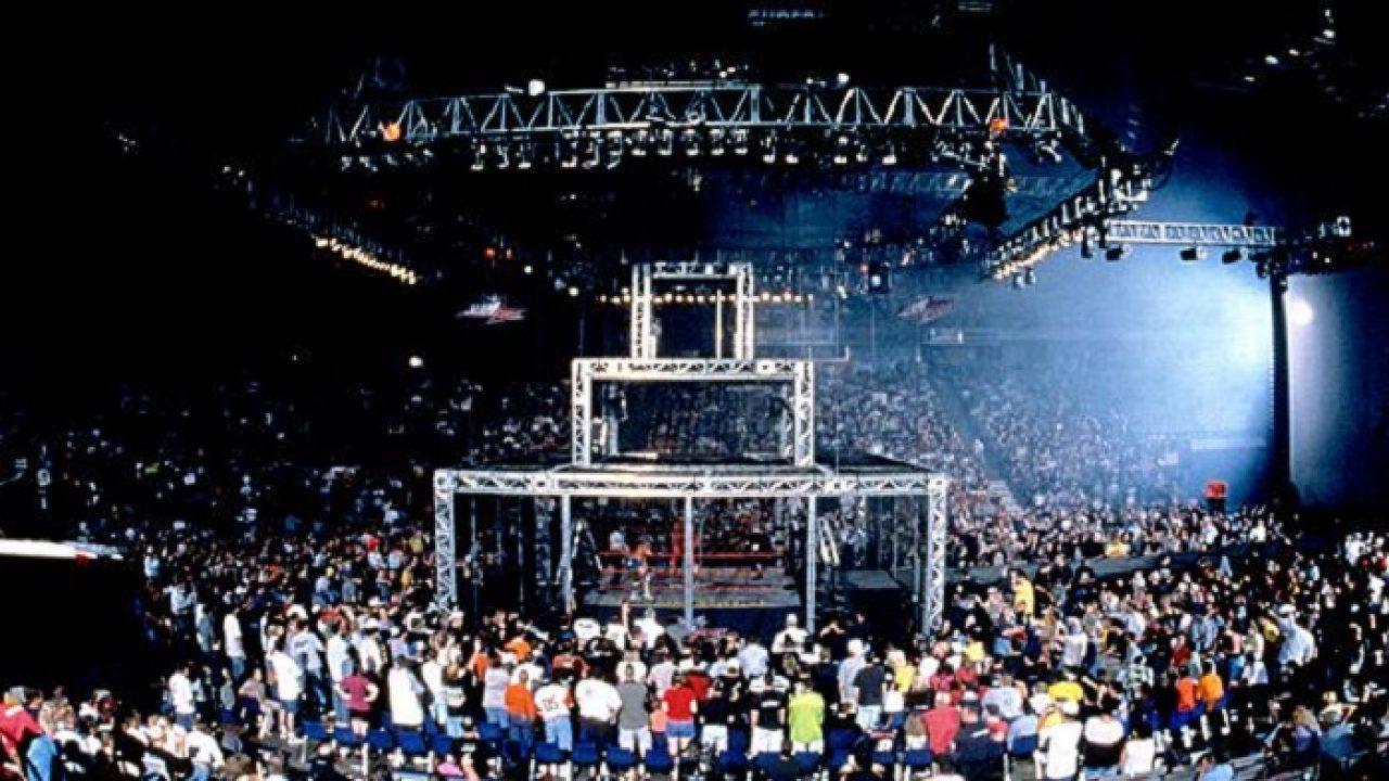 Match Of The Day: WCW Triple Cage Match Slamboree 2000 ...