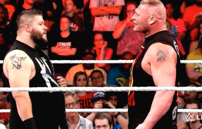 Kevin Owens On Why WWE Match With Brock Lesnar Never Happened 1