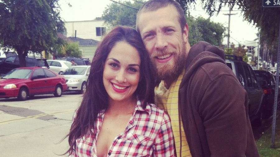 Image result for Daniel Bryan and Brie Bella