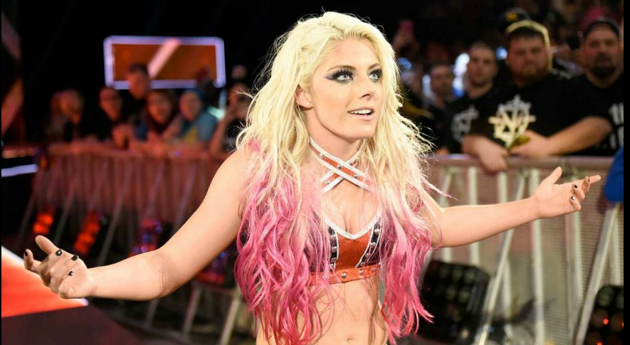 Alexa Bliss Comments On Alleged Nude Photos Of Her